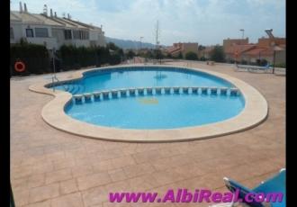 Bungalow en venta de 2 dormitorios en La Nucia VT00721