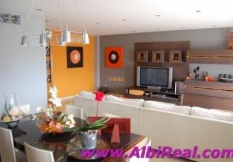 Se vende gran  piso de 3 dormitorios en Callosa de Sarria  VT00711